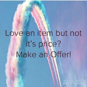 🌈 Happy To Consider All Offers!! ❤️